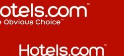 Hotel booking site Hotels.com with 20.000 last minute deals