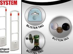 EAS Electronic Article Surveillance Anti theft Nigeria