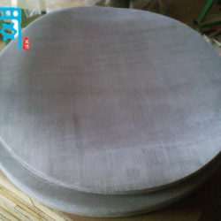 stainless steel wire mesh circle_副本