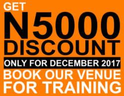 CITRUS Center Training Venues Lagos Nigeria