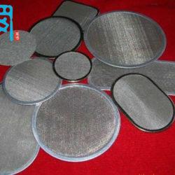 stainless steel mesh filter packs