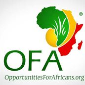 Opportunities for Africans OFA connects Africans to the latest life changing opportunities