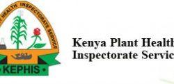 Kenya Plant Health Inspectorate Service KEPHIS