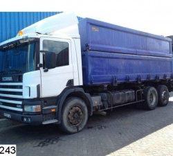 Truck sale Liberia