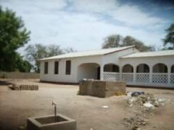 N.G.O. Gambia Bennie helps Gambia