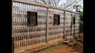 Plastic bottles architecture tips