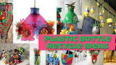 PLASTIC BOTTLE RECYCLE IDEAS