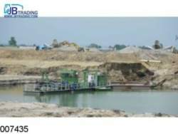 Sand Dredger Slurry Armoured Delta Pump boat