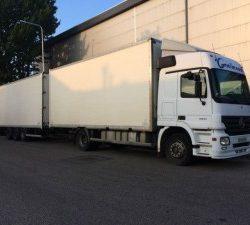 Truck sale Tunisia