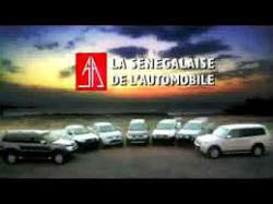 Car dealer Senegal La Sénégalaise de l'Automobile