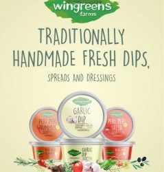 Delicious And Quality Dip By Wingreens