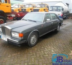 Car sale Rolls Royce Silver Spirit