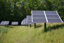 Solar energy Gambia by Flevo Trading