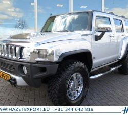 Car to Africa by HAZEt export Holland