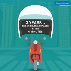 Two wheeler insurance India