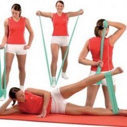 U-S-ProSource-Bands-latex-resistance-training-rope-slimming-belt-fitness-belt-tension-elastic-band