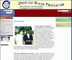 Creative Minds Foundation CMF Nigeria