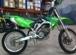 Cross motor sale Kawasaki Kenya