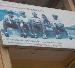CycleShop Bicycle Shop Nigeria