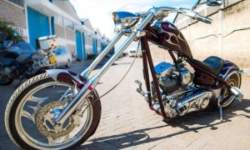 Motorcycle sale Big Dog Ridgeback Cruisers