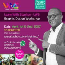 Graphic Design Workshop Nigeria