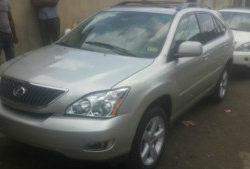 Car sale Nigeria 2008 LEXUS 350