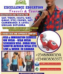 Excellence Education Travels and Tours