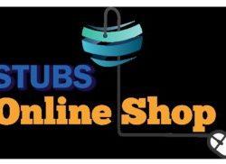 Stubs Online Shop South Africa