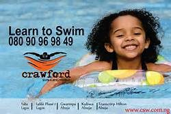 Swimming lessons in Lagos by Crawford