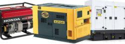 320 technologies kenya generators