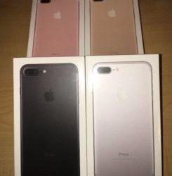Brand New Apple iPhone 7Plus 128GB