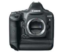 Canon EOS 1D X DSLR Digital Camera Body