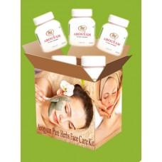 Arogyam Pure Herbs face wash kit11-228x228