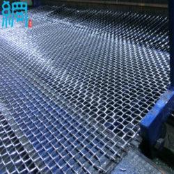 2 mesh crimped mesh