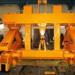 Gel Rail Lifting Clamps