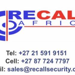 Recall Effective Security