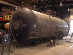 Fabrication of Pressure Vessels by Fuji Kenya