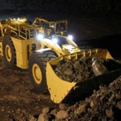 Load-Haul-Dumper mining