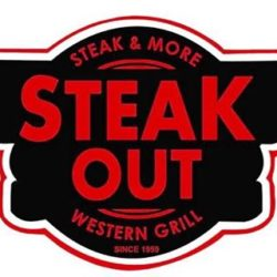 Steak out restaurant - City Square - El Rehab Egypt