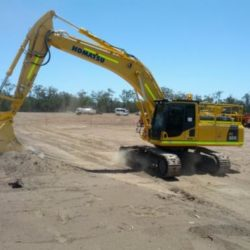 excavator 5