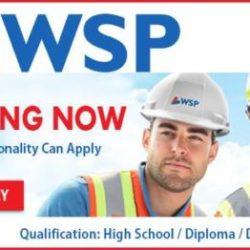 WSP New Careers