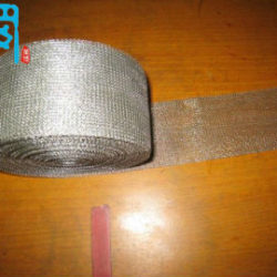 Cable Sleeving Tape--Monel knitted wire mesh