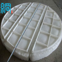plastic demister for gas liquid separation