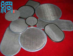 stainless steel mesh filter packs
