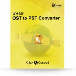 Stellar Phoenix OST to PST Converter Tool. Contact us for more info.