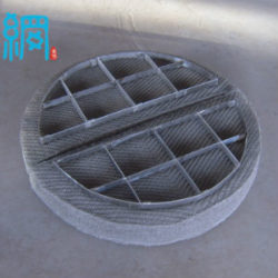 scrubber Monel demister mesh pads