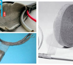 Cable Wrap Shielding Knitted Wire Mesh
