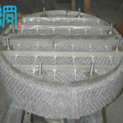 monel wire mesh demister pad