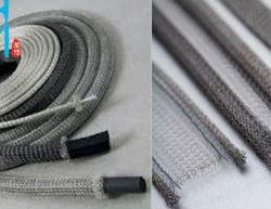 knitted emi shielding tape