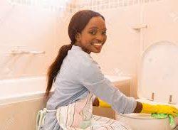 housekeeper female